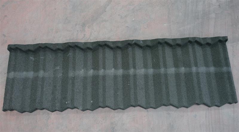 Metal Roofing Tiles Manufacturer Magnesium Oxide Roof Tile