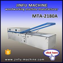 MTA-2180A wood veneer vacuum membrane press machine