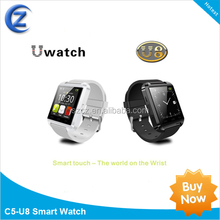 2014 promotional silicone students silicone smart watch