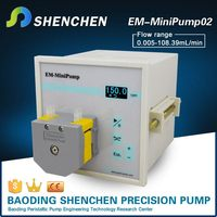 Latest dosing peristaltic pump water mixer 12v,best sell two pump head peristaltic pump 12v 24v