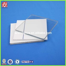 Clear PC sound barrier/highway noise barrier PC sheet