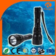 Kongjia 200 Lumen Scuba Copy Toshiba Diving Torch Supplier in China
