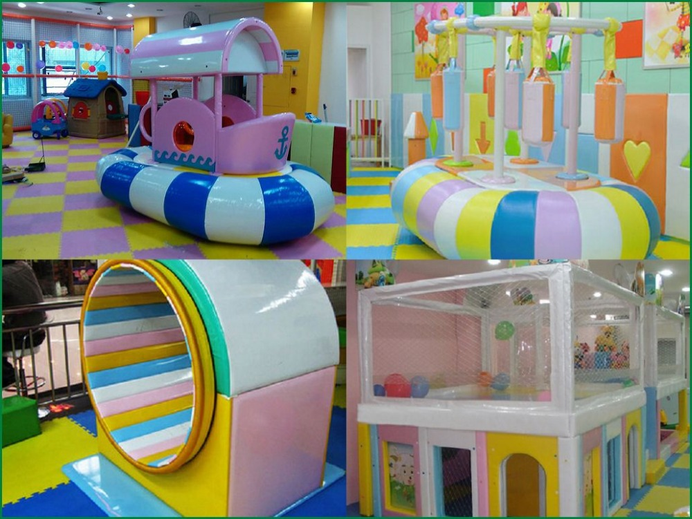 Residential Indoor Playground Equipment,Kids Indoor Play Equipment ...