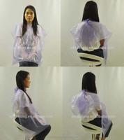 HDPE LDPE plastic hair salon aprons