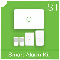 GSM Alarm Integrated Intelligent mobile phone remote control WiFi/ZigBee Smart Home Automation System OEM/ODM