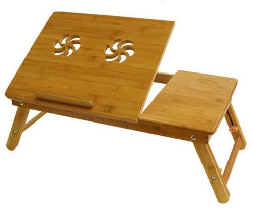 Pliage table plateau de lit et petit d jeuner plateau - Table de petit dejeuner au lit ...