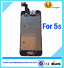 Mobile phone accessories touch screen lcd display for iphone 5s,Original Display For iPhone 5s lcd screen digitizer