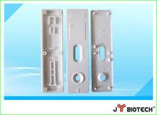 Plastic cassette for rapid test A-7 malaria hcg