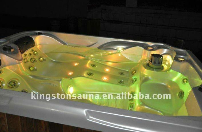 Casal hidro banheira de hidromassagem pequena banheira tamanhos