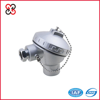 Aluminum Alloy KNE thermocouple connection head