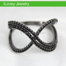 hot sale marcasite Silver Women Ring Set - ILOVEY Silver Jewelry