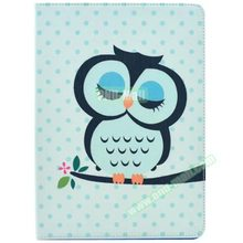 Dream Catcher Color Printing Design PU Flip Case Leather Cover for iPad Air 2