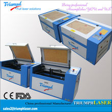 Desktop Easy operation and Hot sale Glass 2d LASER ENGRAVER Small CNC CO2 Laser Acrylic Cutting machine