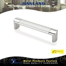 Modern Household cast aluminium chrome metal furniture cabinet hardware pull handle