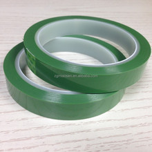 Pet Film with green tape of import cheap goods from China
