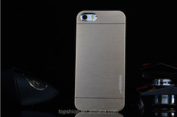 for iphone 5 motomo case,for iphone 5s metal case,brushed aluminum case for iphone 5