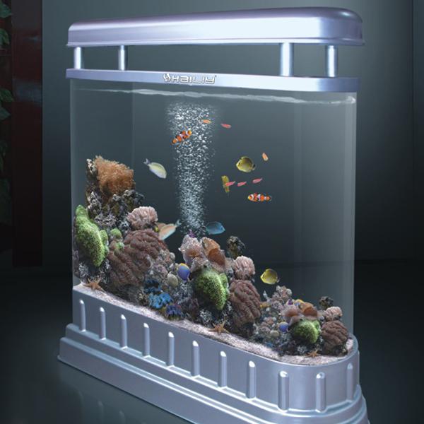 2015 wholesale factory custom rectangle acrylic aquarium for Rectangle fish tank