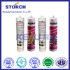 Storch good adhesion on concrete Structural Acetic cure silicone sealant