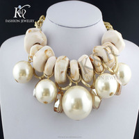 fashion new design artificial pearl jewelry rice pearl necklace design pretty fashion accessories co ltd