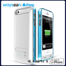 original powercase for iPhone 5, extender battery case for iPhone, 2400mah back power pack