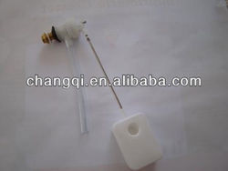 Toilet flush mechanism,toilet adjustable float valve
