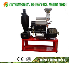 2015 Hot sale Stainless Steel Gas Commercial Drum 3kg Coffee Roaster for Sale