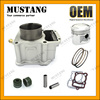 Chongqing Tricycle Parts Cylinder Kit for ATV Zongshen 200cc