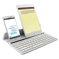 new products ultra slim aluminum bluetooth wireless keyboard for android tablet 10.1