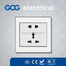 High quality 5 pin plug and socket universal socket multi plug socket