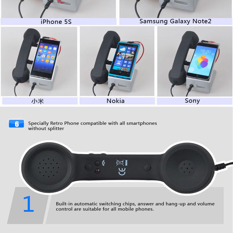 Office desktop funny cell phone holder for desk(PD260MS)