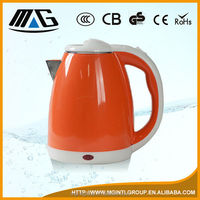1.8L safe mini double wall electric travel kettle