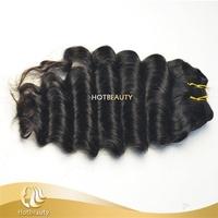 HotBeauty Hair 7A Wholesale Pure Virgin Brazilian Ocean Tropic Tight Curl