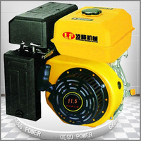 GEGO 182F single cylinder gasoline engine with transistor magnet
