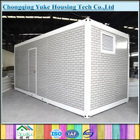Cheap Price Modern Designs Flat Pack Container House