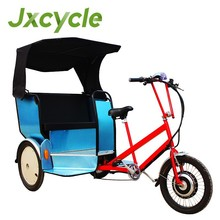 electric bicycler taxi rickshaw pedicab