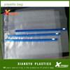 logo custom printed plastic LDPE slider ziplock bag/Low-Density Polyethylene material bag