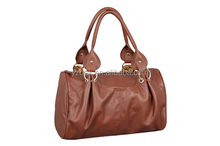 China factory woman bags manufacturer wholesale designer lady shoulder fashion PU leather bag for girl