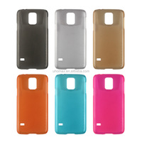 Soft PC Case for Galaxy S5 High Quality New Luxury Back Case Cover for Galaxy S5 I9600