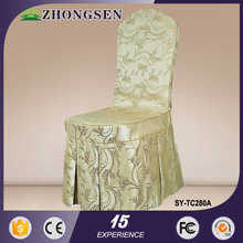 Beautiful Handmade Micofiber soft velvet four side stretch chair cover