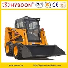 Hysoon skid steer loader bobcat 753