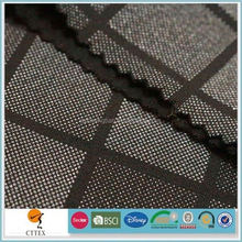 punto roma knitting fabric/jacquard elastic/basketball flooring