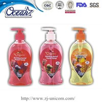 300ml automatic hand wash/different types of hand washing/liquid hand wash soap