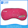 red cotton cloth gel sleep eye mask walmart for traveling