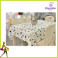 pp nonwoven printed table cloth laminated