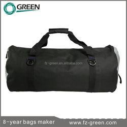 Durable fabric waterproof men travel bag