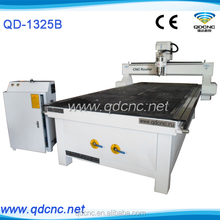 wood door making cnc router cutting/cnc router machine with vacuum table QD-1325B
