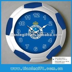 Musical Wall Clock With Football Club Design and Music