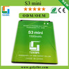2015 new sp4960c3a superior quality reasonable price battery for samsung s3 mini