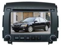 Touch screen car dvd player car dvd for Hyundai Sonata 2008 car dvd gps navigation with bluetooth+built-in gps