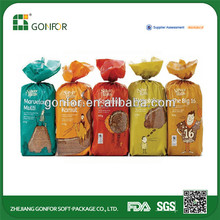 Fashion Designer Excellent Material Pouch With Spout Plastic Bag Fda